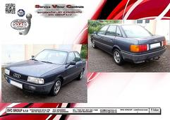 LevnýtažnýzařizeníautomobilAudi80 Audi80SedanneQuattroaRS Provedení:Bajonet Rokvýroby:08/1986->10/1991