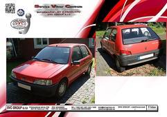 Peugeot10619911996tažnázařízeníSVCGrouplevně Peugeot106 Provedení:2šrouby Rokvýroby:1991-04/1996