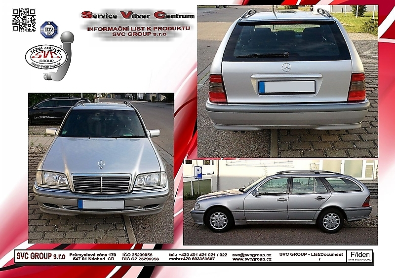Mercedes C  Třída  Kombi