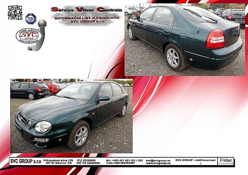 Kia Sephia Shuma Hatchback