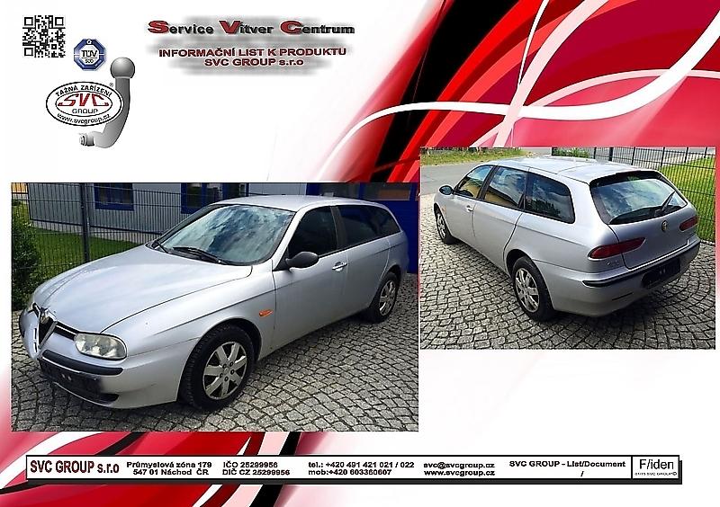 Alfa Romeo 156 Kombi