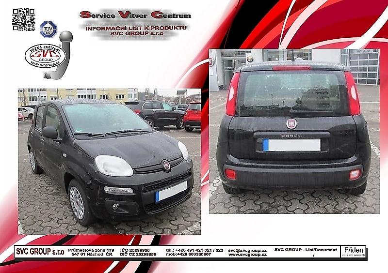 Fiat Panda Typ-III