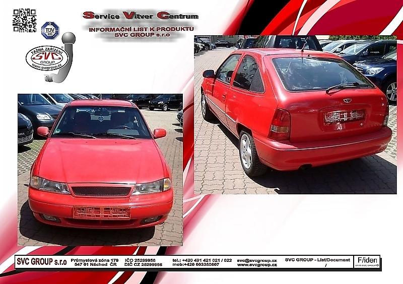 Daewoo Nexia Hatchback