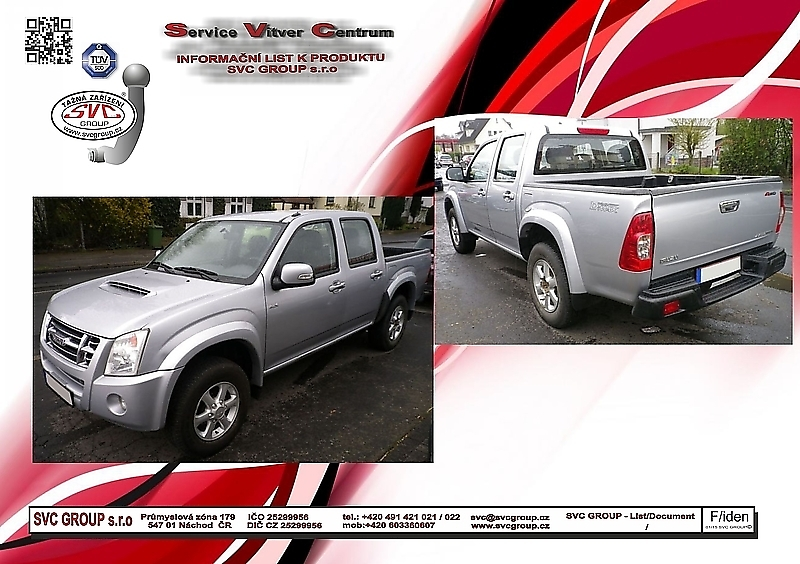 Isuzu D Max Pick up