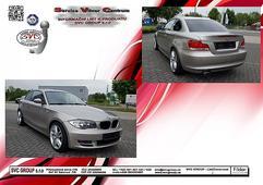 BMW1Coupetažnázařízenílevně BMW1serieCoupé Provedení:Bajonet Rokvýroby:09/2004-2011