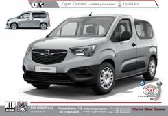 Opel Combo Krátké Tažné zařízení od SVC Group