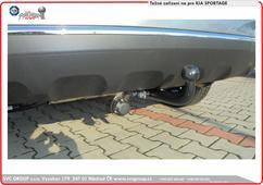 Kia Sportage  levné Tažné zařízení Rok výroby: 08/2018- Cěský výrobek