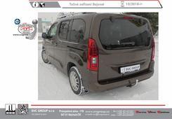Tažné zařízení Peugeot Riefter  bajonet   Rok výroby 2018- SVC GROUP český výrobce
