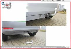 tažné zařízení na bajonet Škoda Fabia  Výrobce SVC GROUP