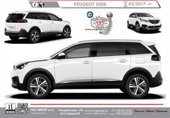 tažný zařízení Peugeot 5008 SVC GROUP  Rok výroby: 03/ 2017 ->
