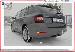 Škoda Fabia tažné zařízení  rok výroby 08/ 2018 ->  Nová verze má odrazky v dolních rozích  nárazníku  Výrobce SVC GROUP