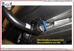 Kia Ceed originální výrobek od SVC GROUP Bajonetový uzávěr  Rok výroby: 03 2018 - Kód vozu: DD