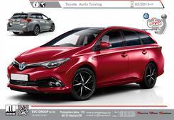 Toyota Auris Kombi Tažné zařízení Vertikální Bajonet   Rok výroby: 07/2013-> Kód vozu: E18