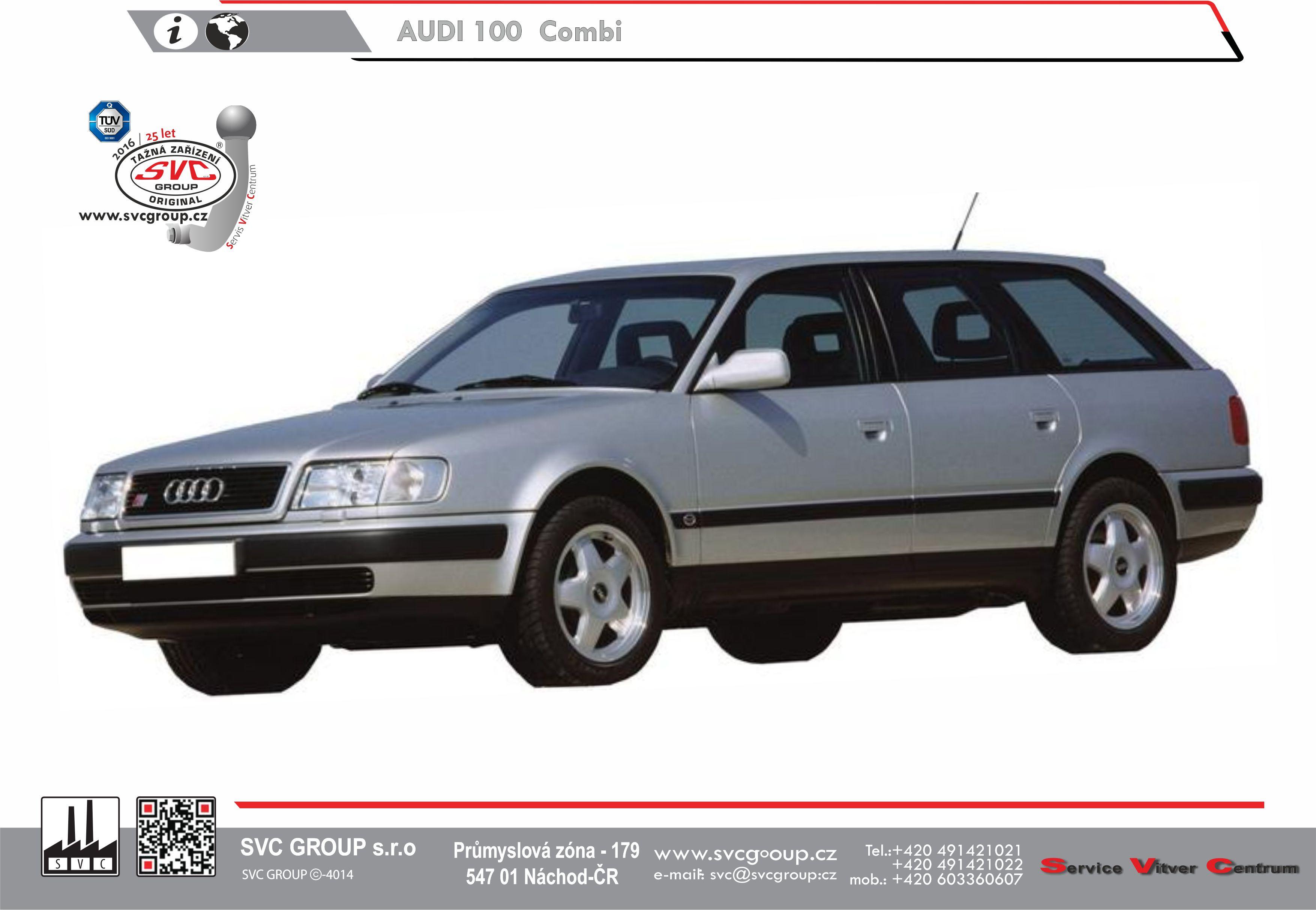Audi 100 Kombi