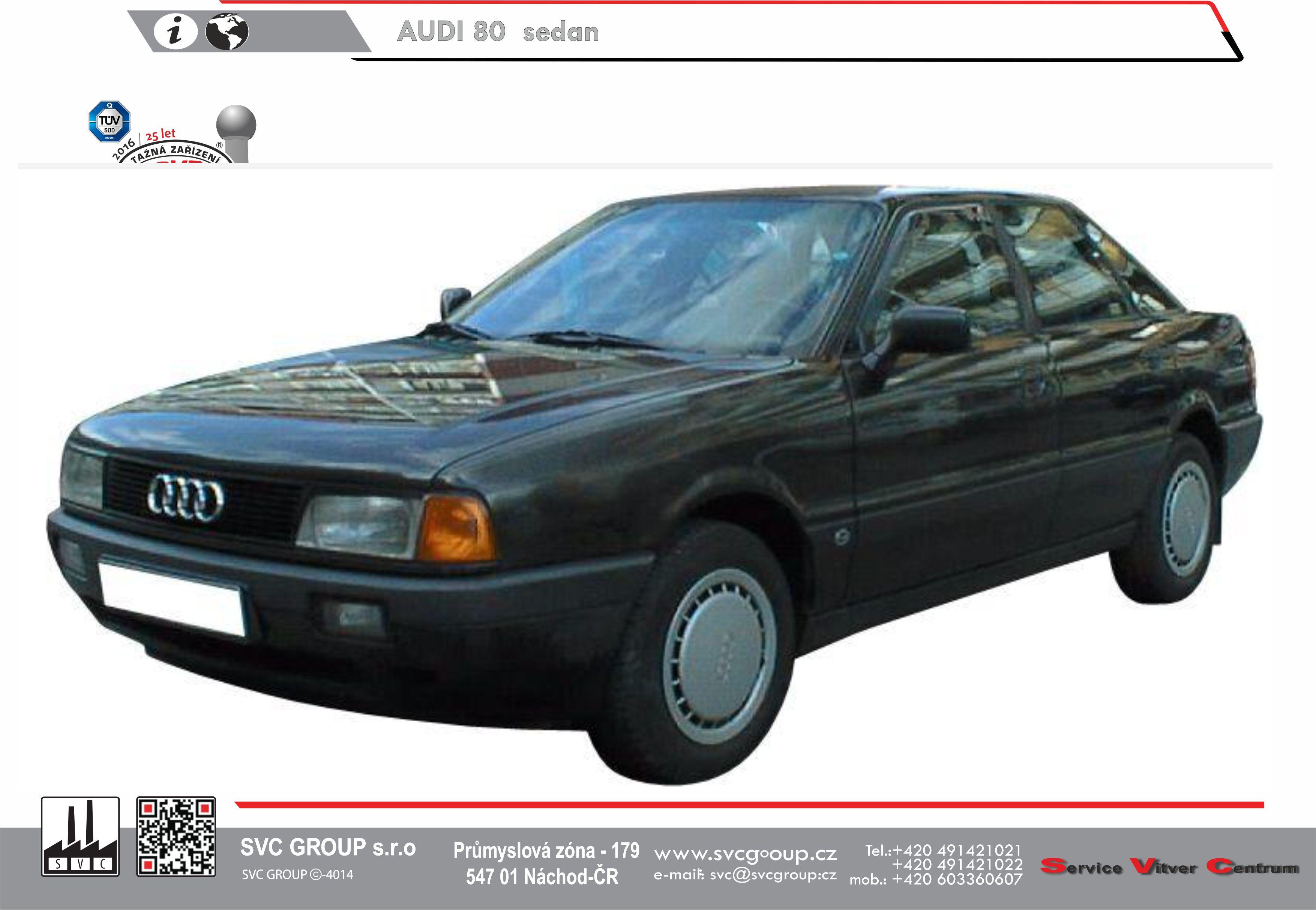Audi 80 Sedan