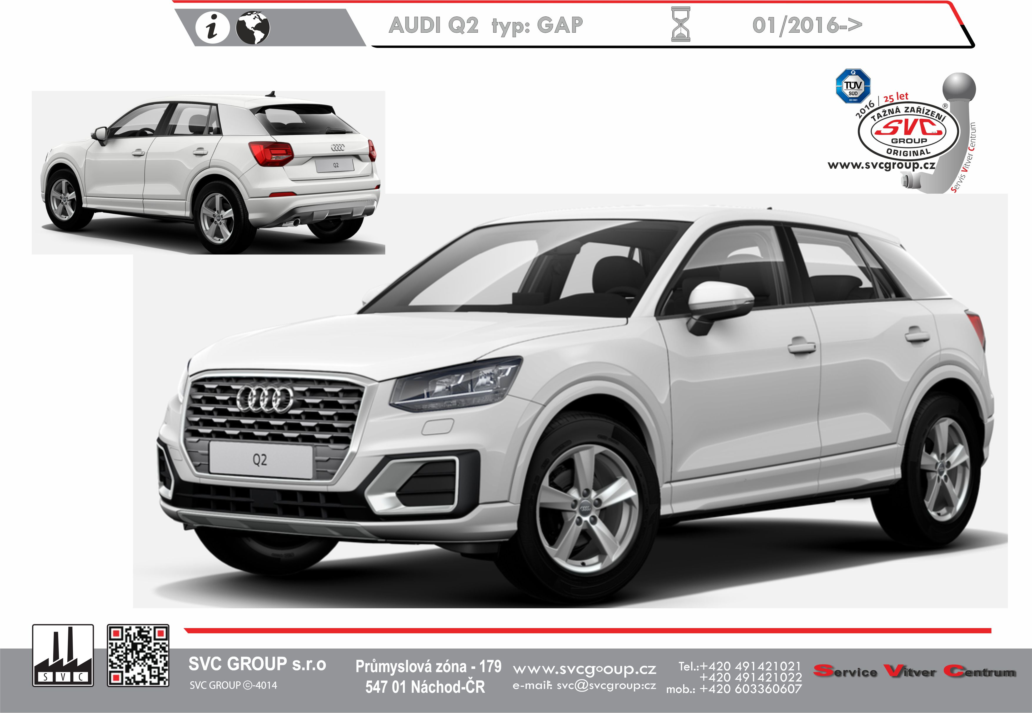 Audi Q2 GAB