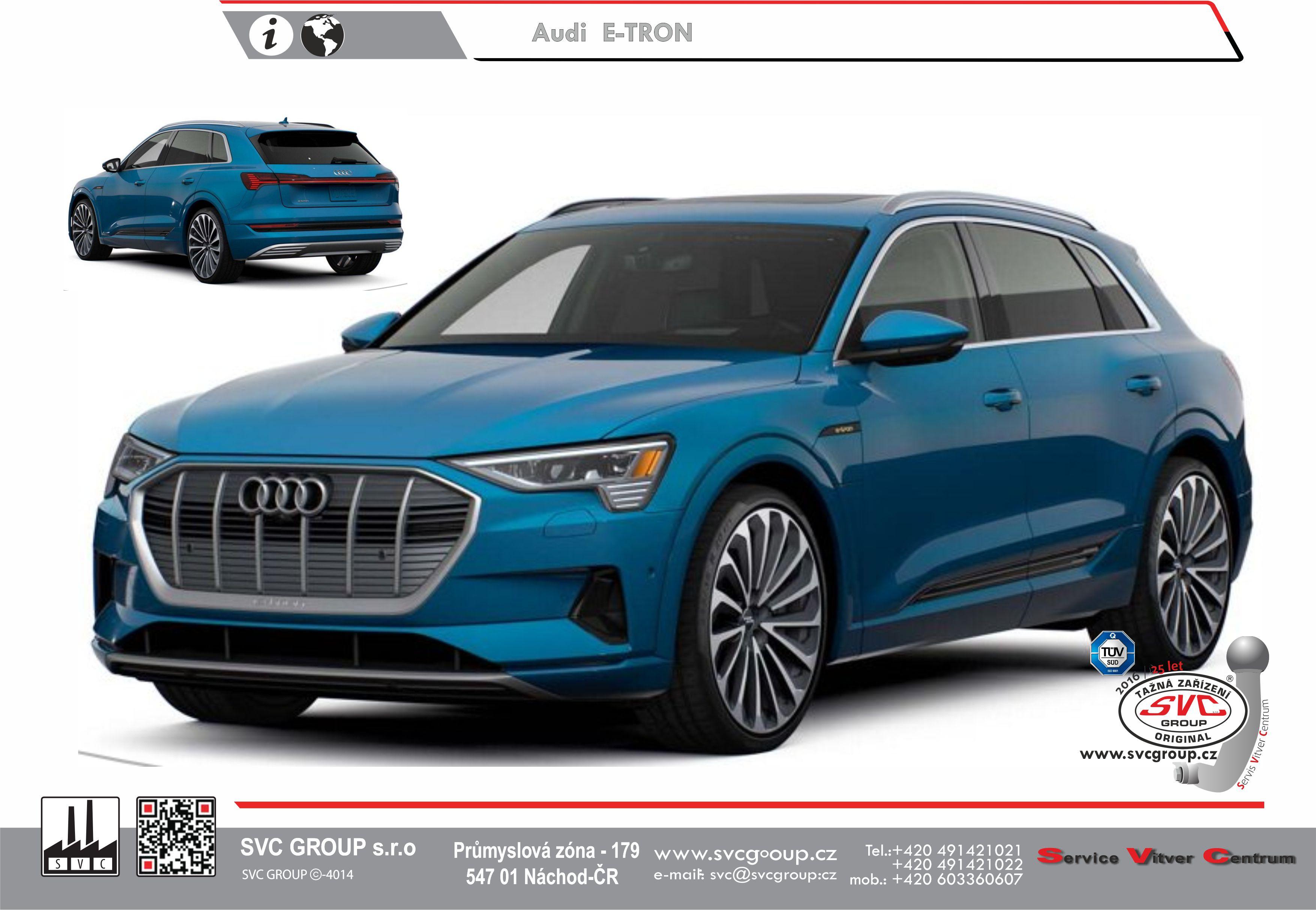 Audi Q7 E-TRON