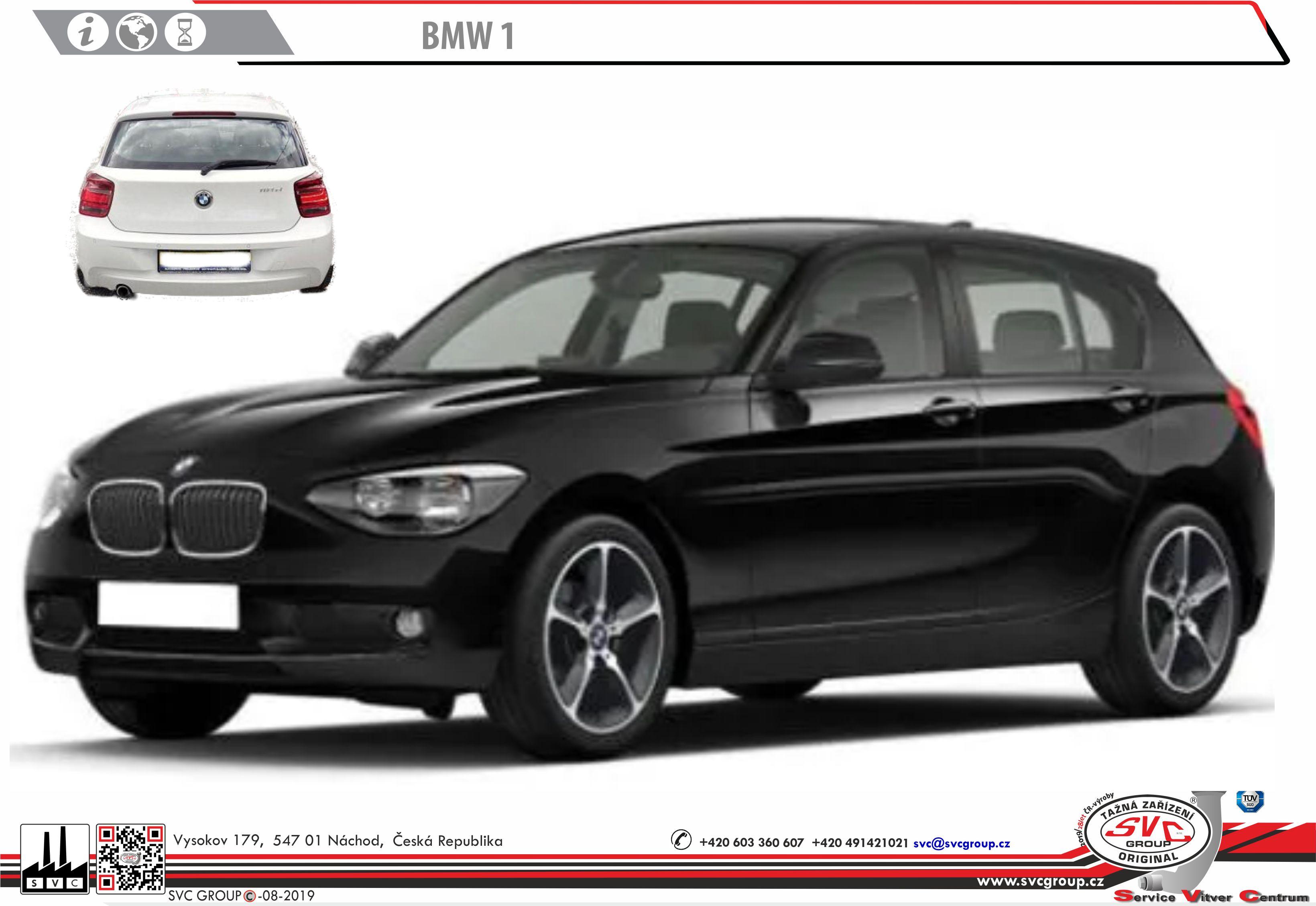 BMW 1 Série Hatchback 5-dveří