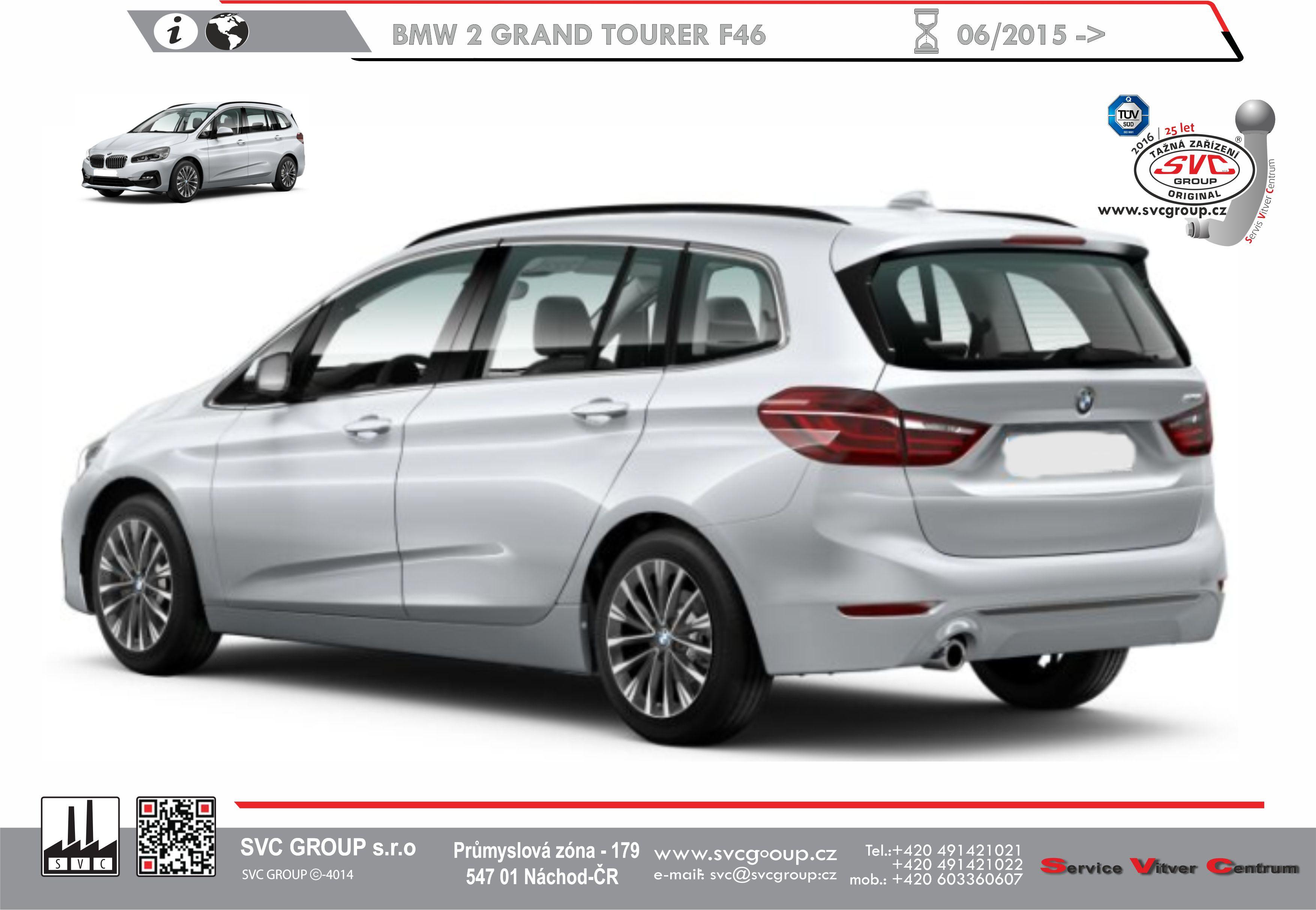 BMW 2 Grand Tourer
