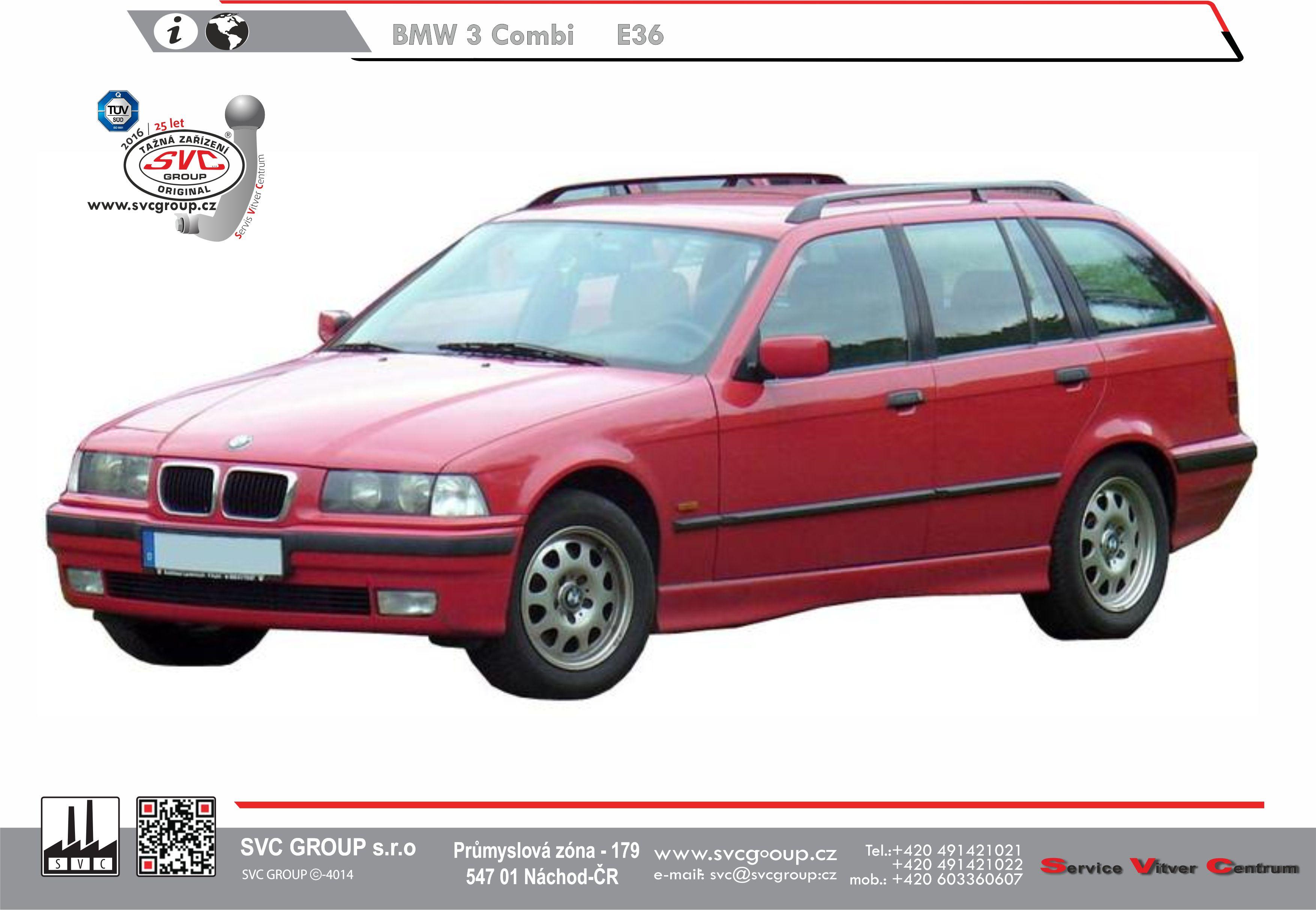 BMW 3 Série Kombi