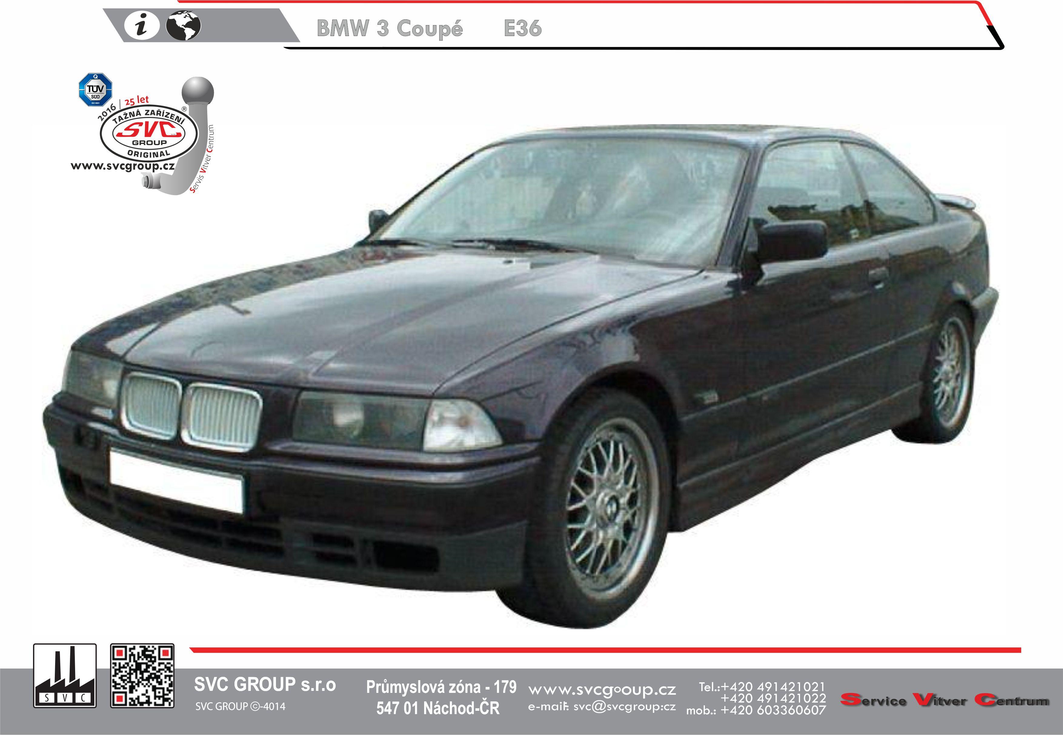 BMW 3 Série Kupé