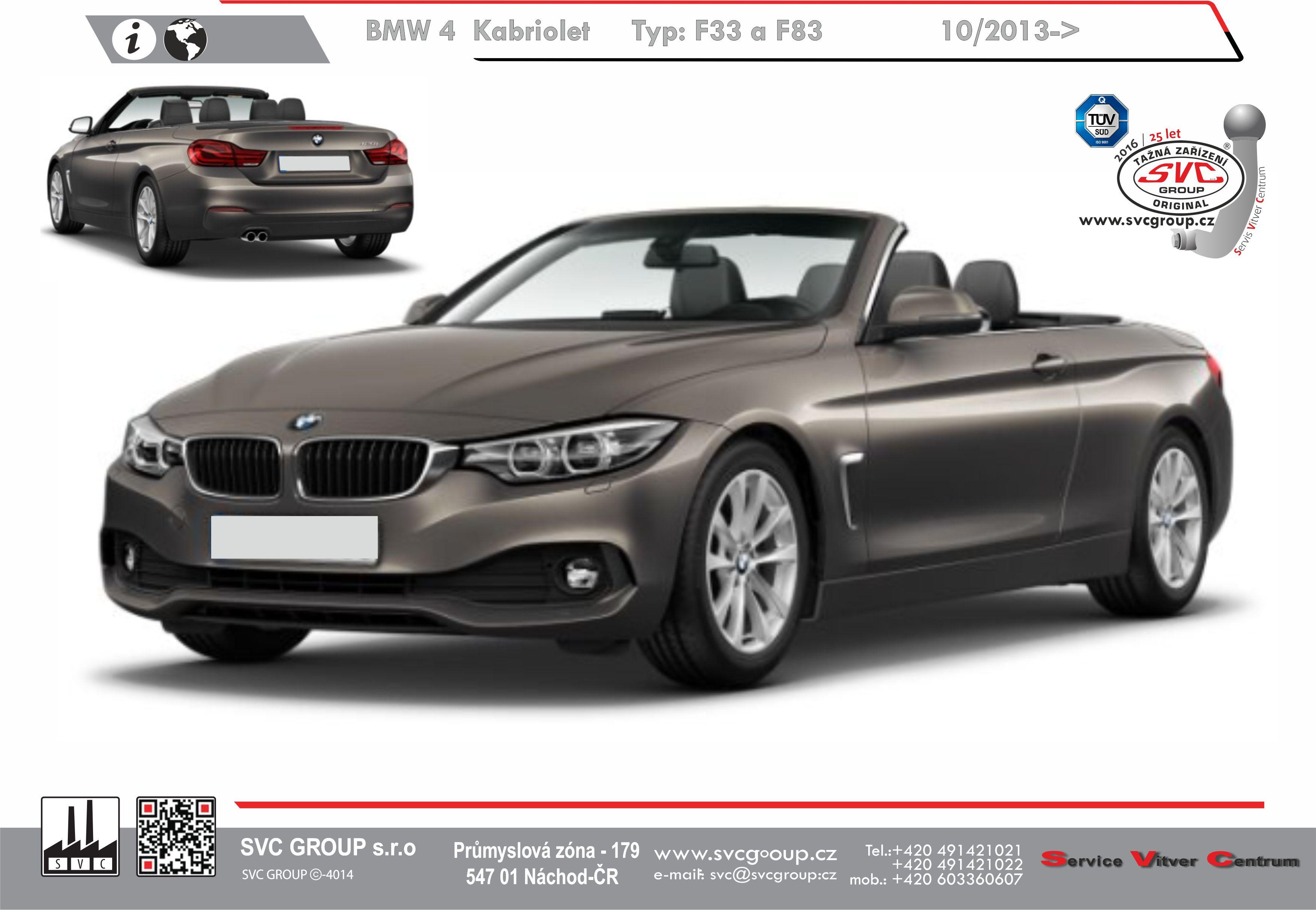 BMW 4 Série Kabriolet