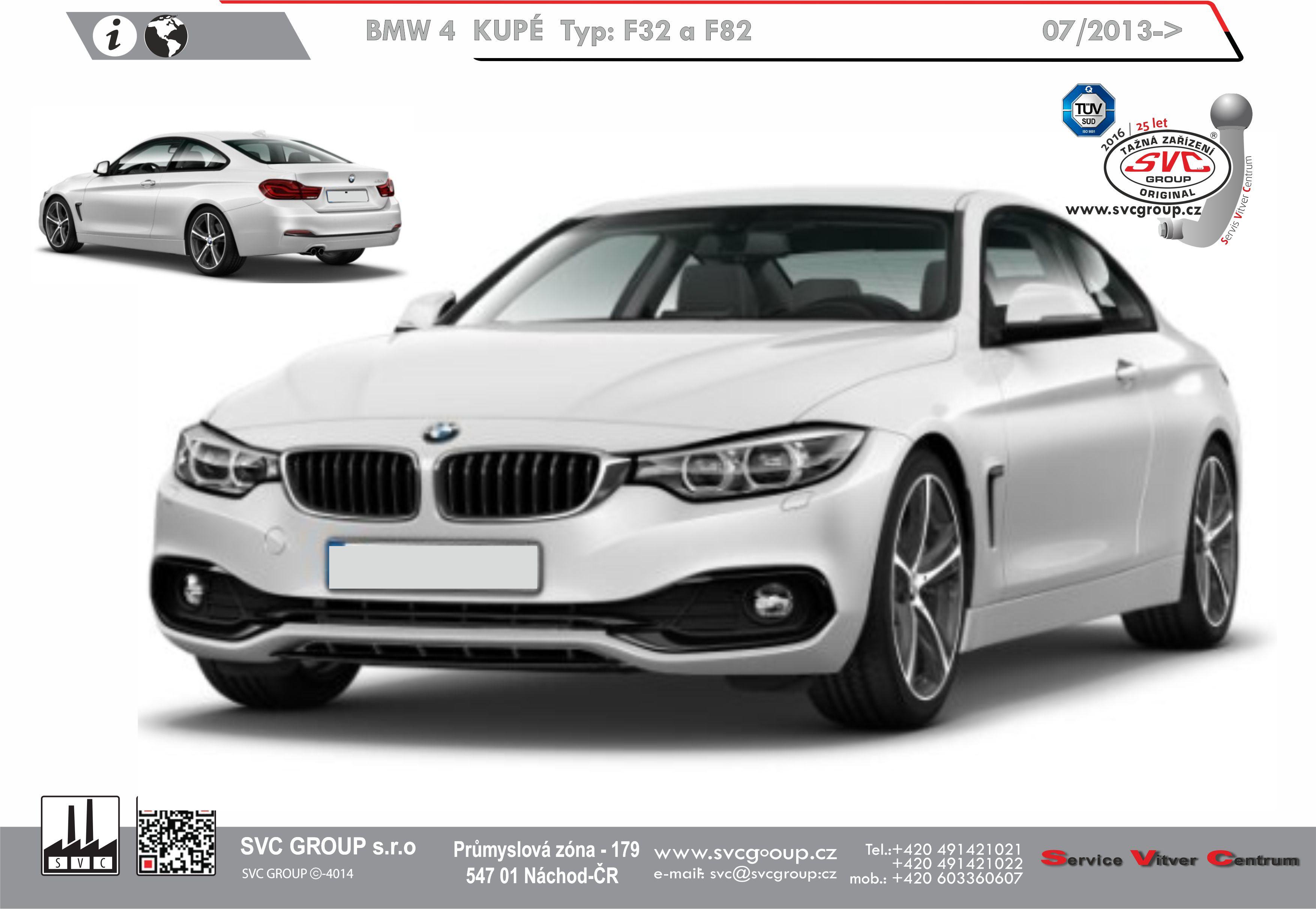 BMW 4 Série Kupé