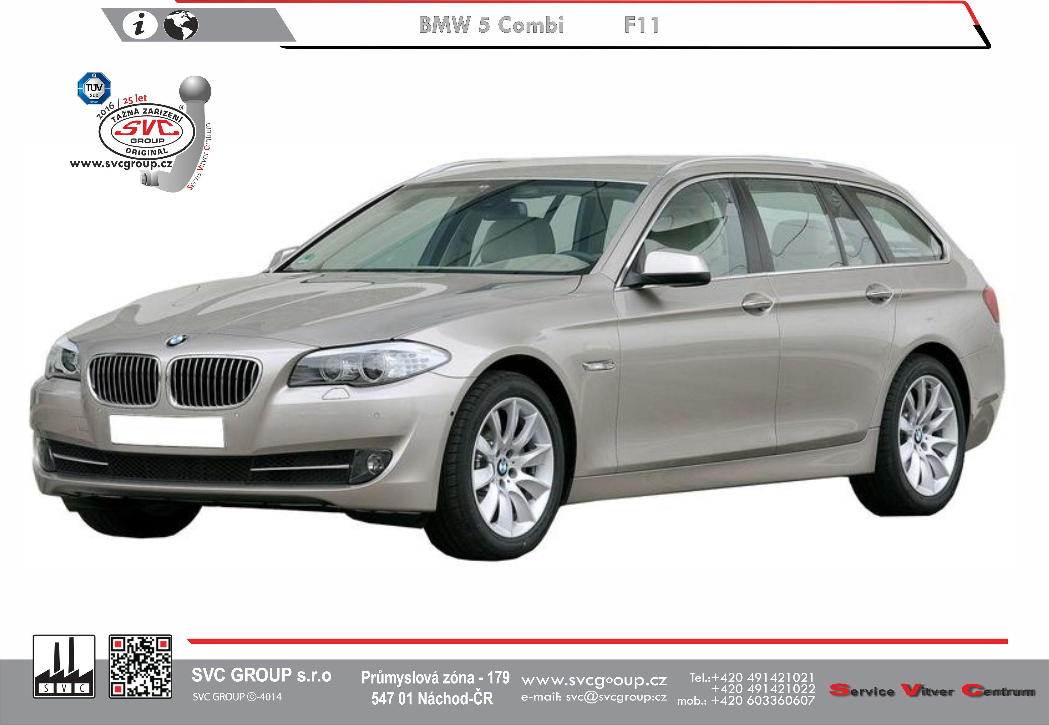 BMW 5 Série Kombi