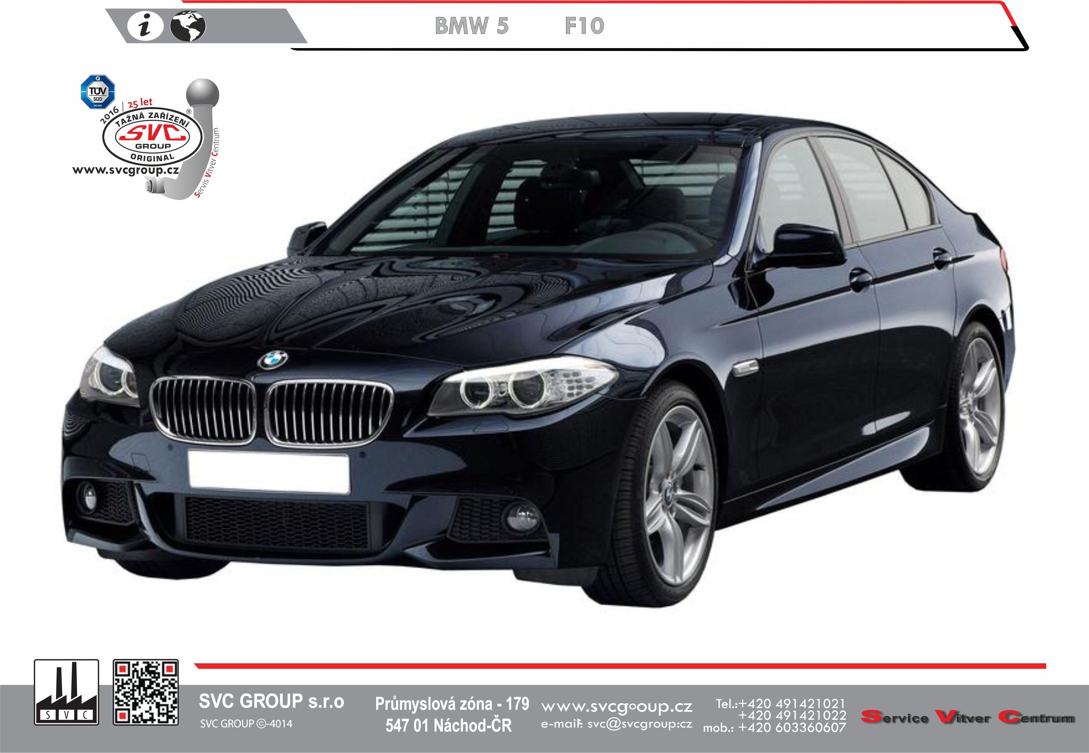 BMW 5 Série Sedan