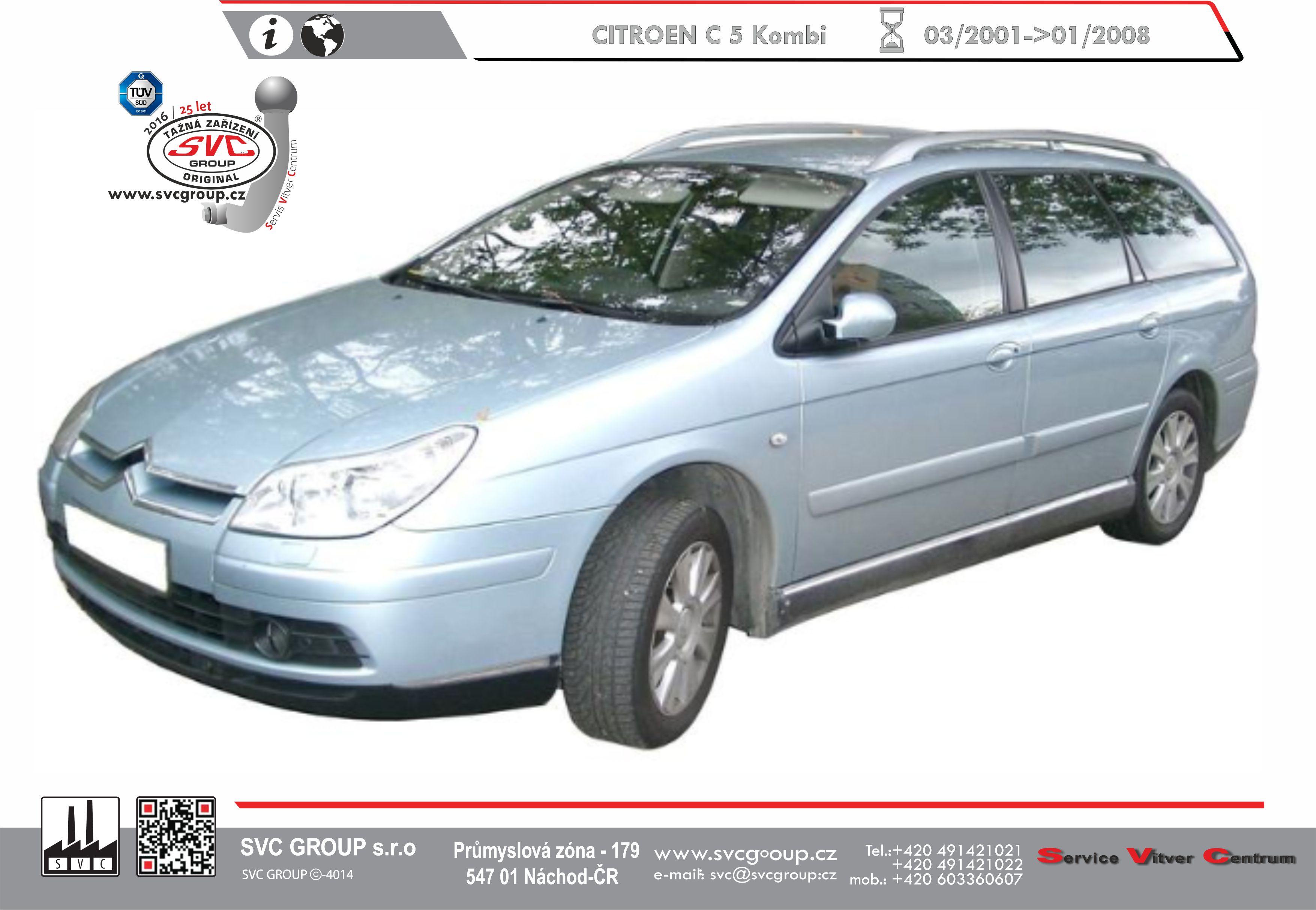 Citroën C5 Kombi