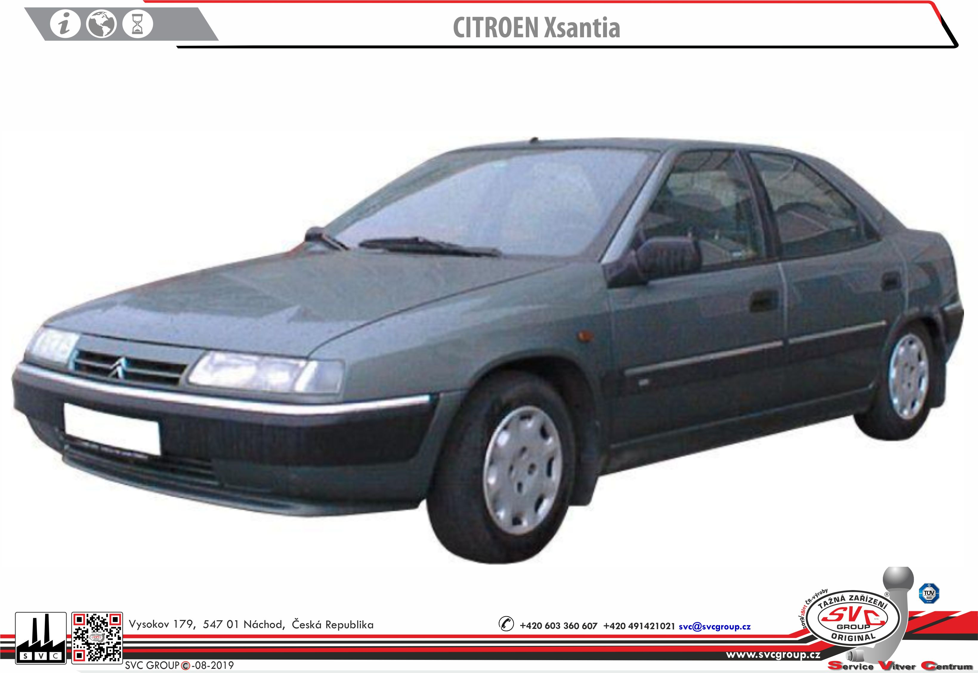 Citroën Xantia Sedan