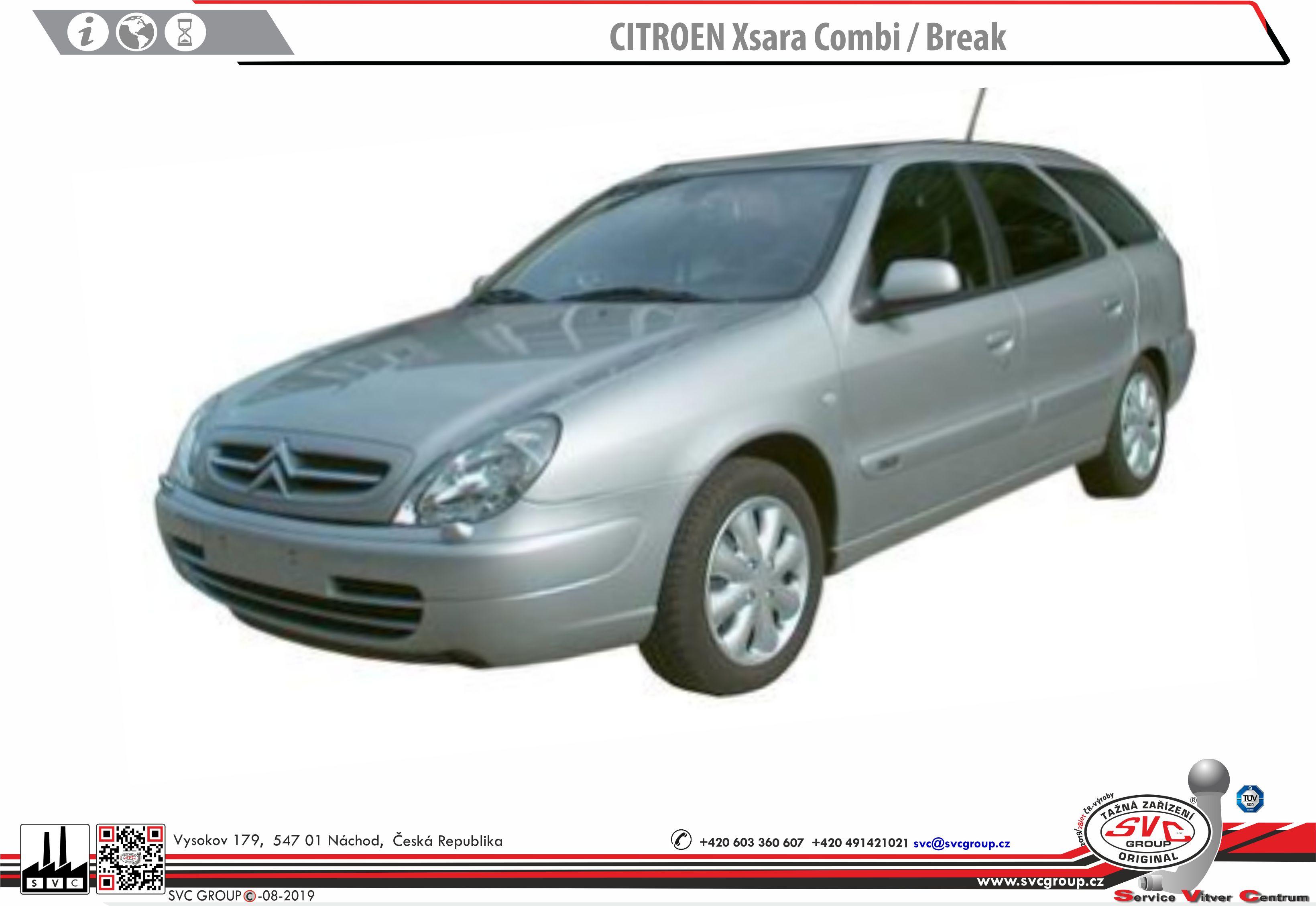 Citroën Xsara Kombi