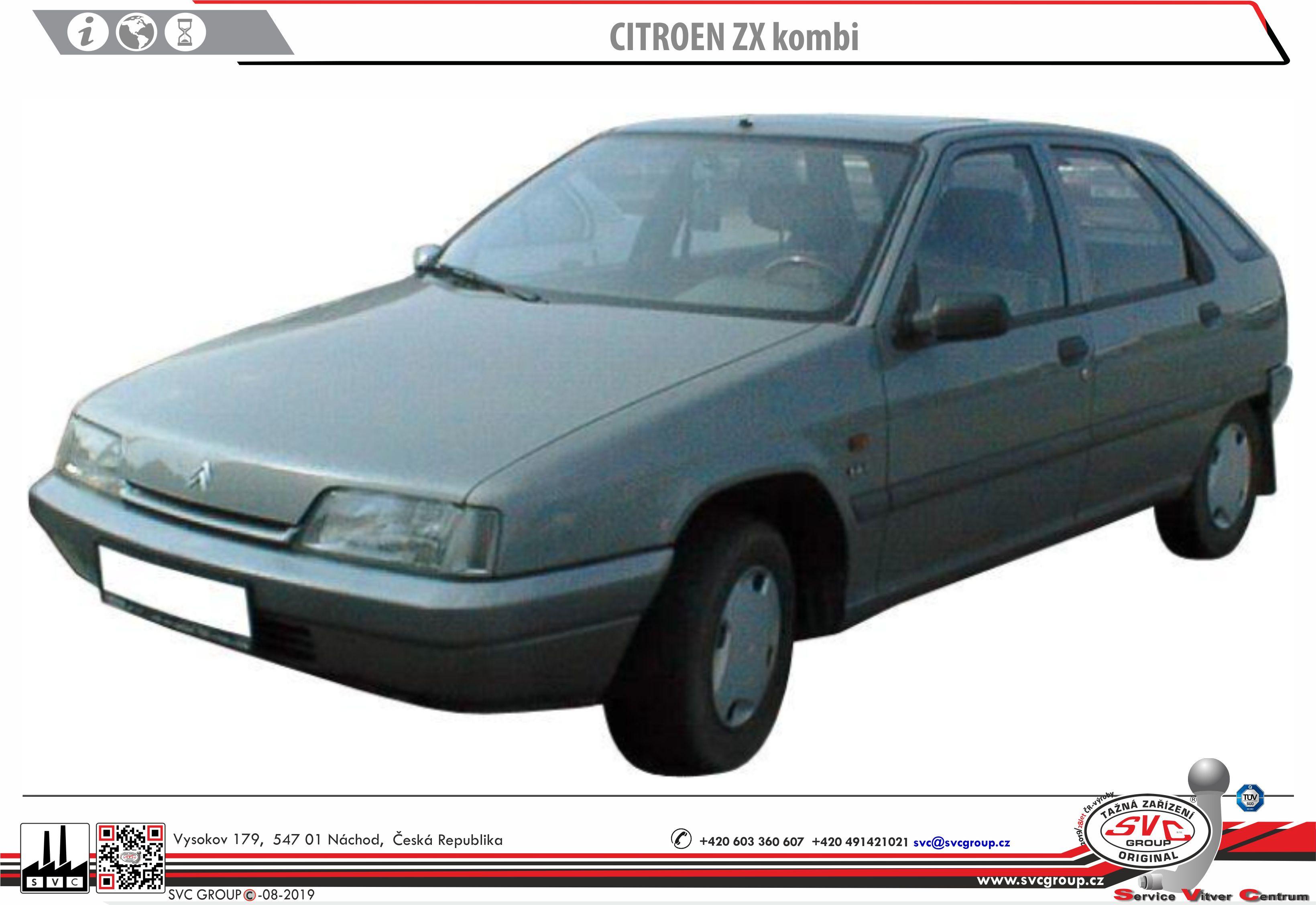 Citroën ZX Kombi