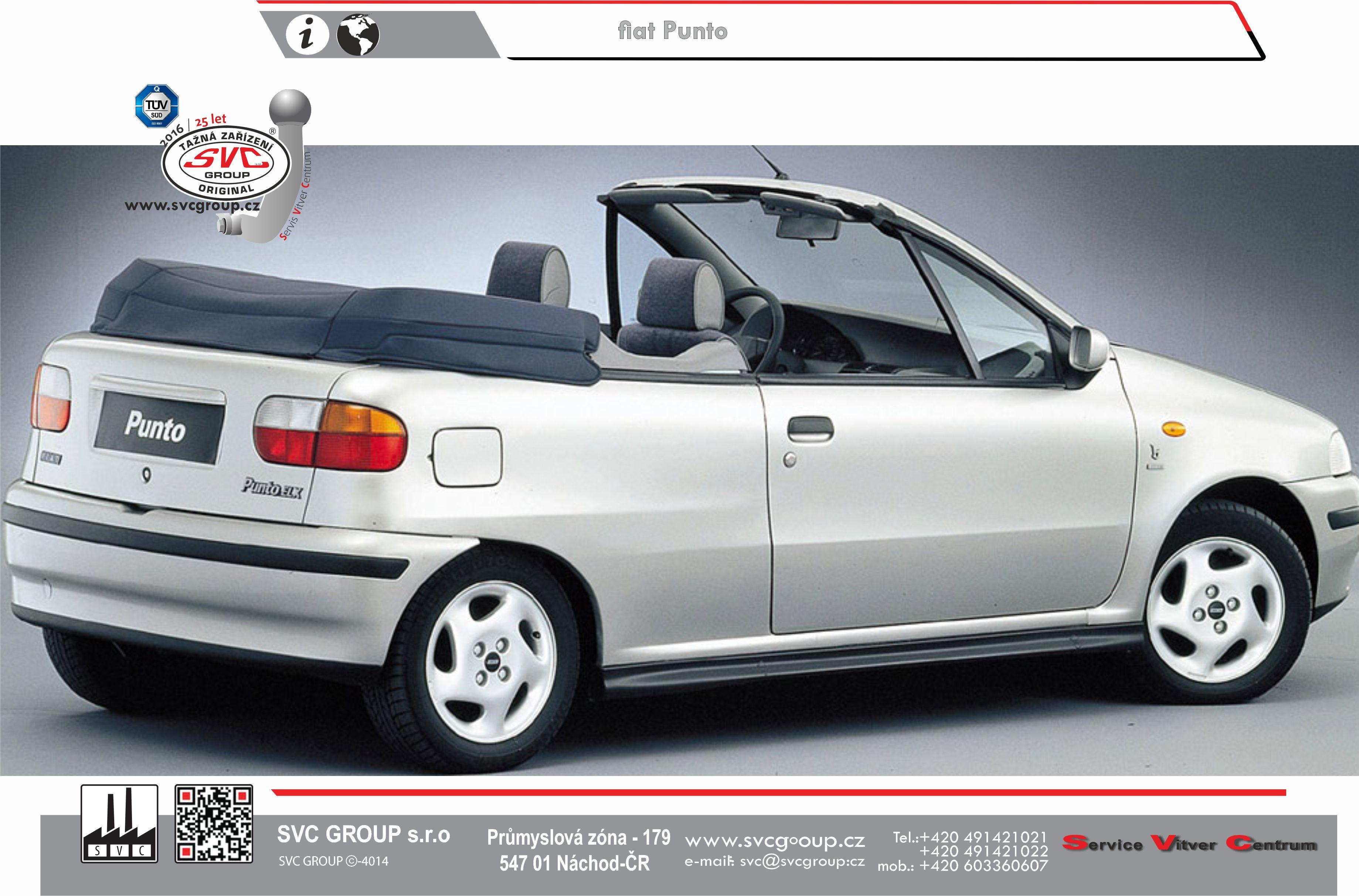 Fiat Punto Kabriolet