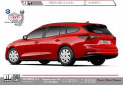Ford Focus Kombi výrobce tažných zařízení