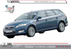 Ford Mondeo 03/2007 -> 08/2014
