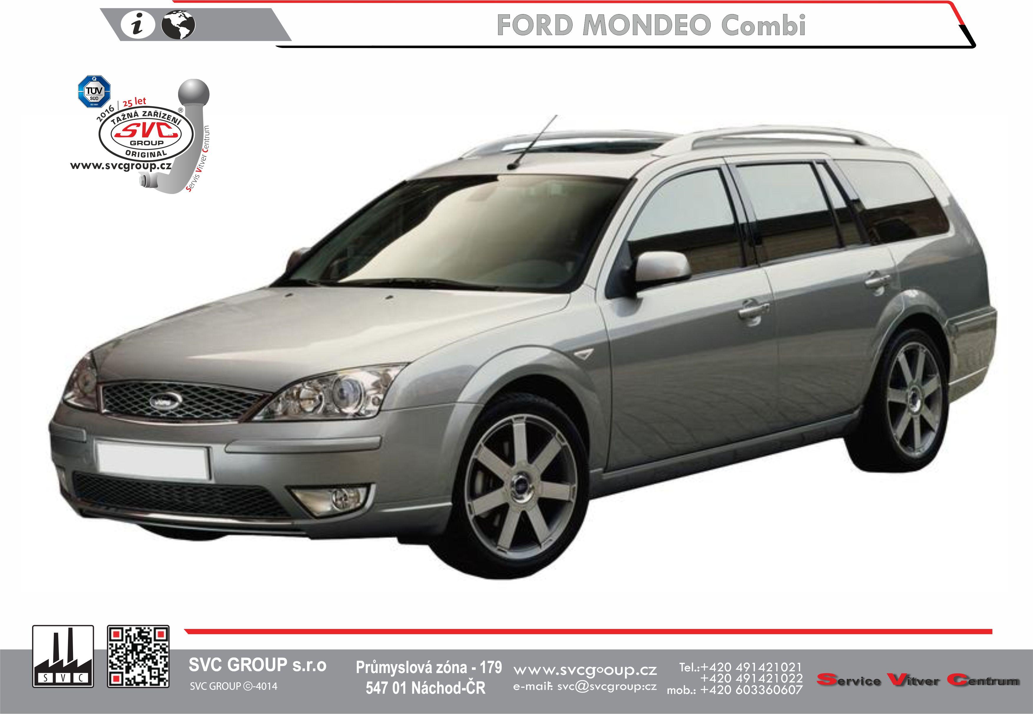 Ford Mondeo Kombi