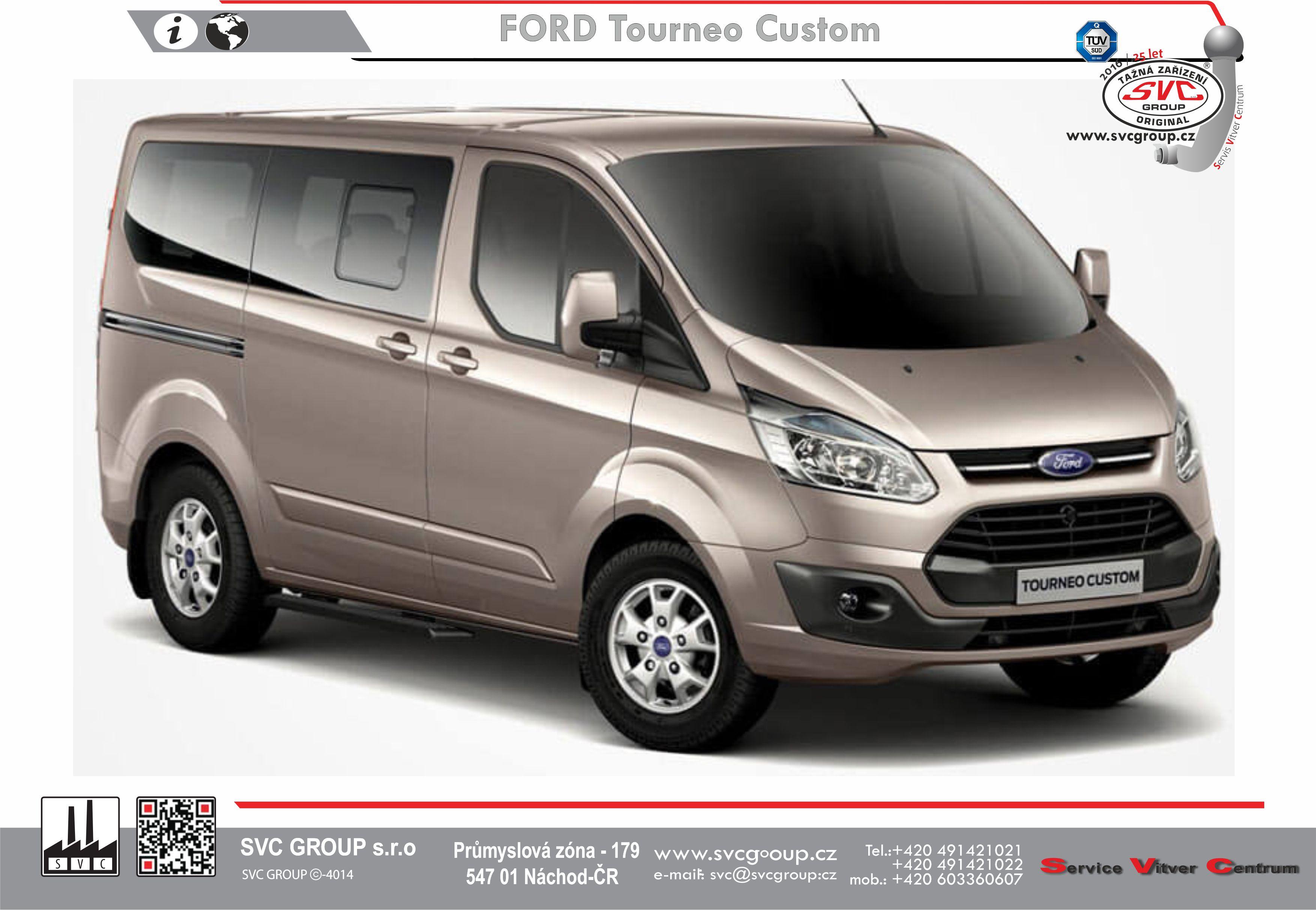 Ford Tourneo Custon