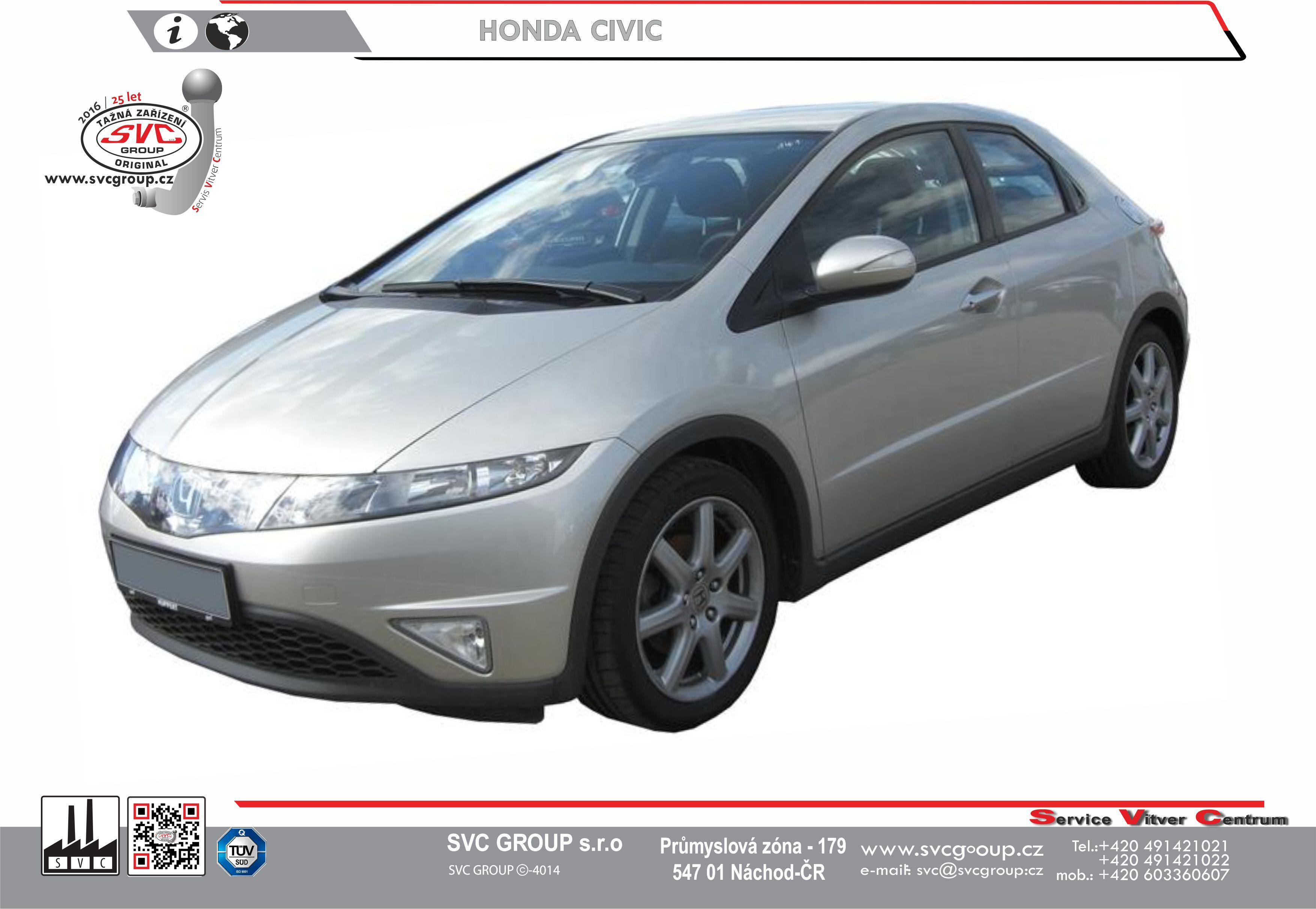 Honda Civic Hatchback