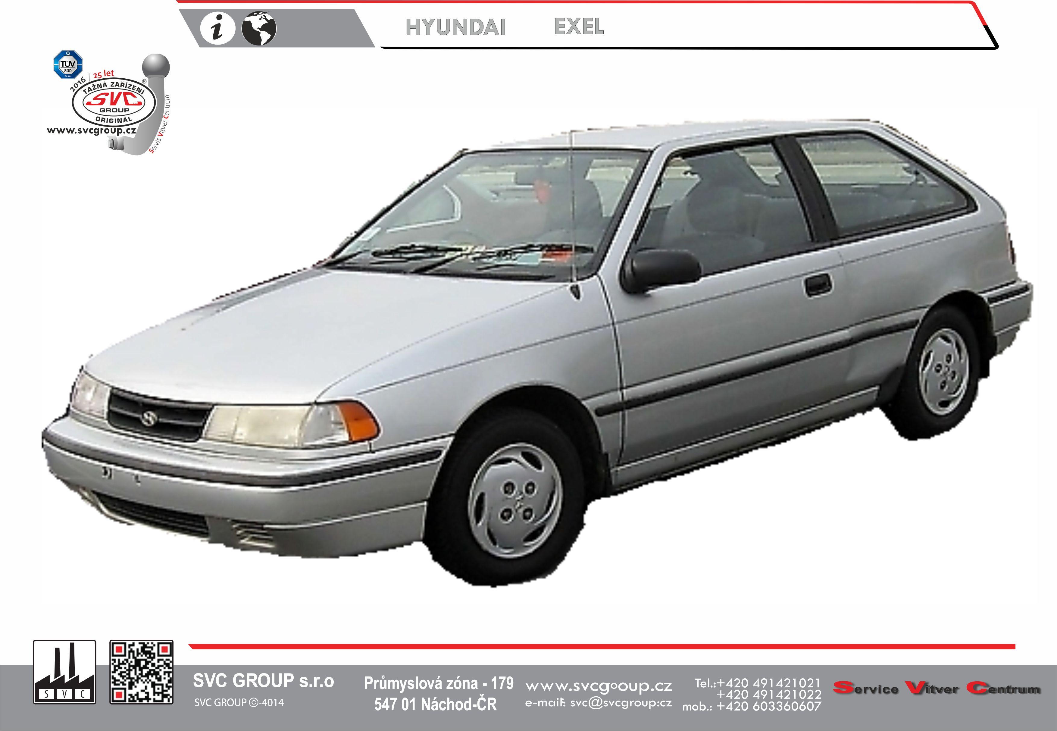 Hyundai Excel Hatchback