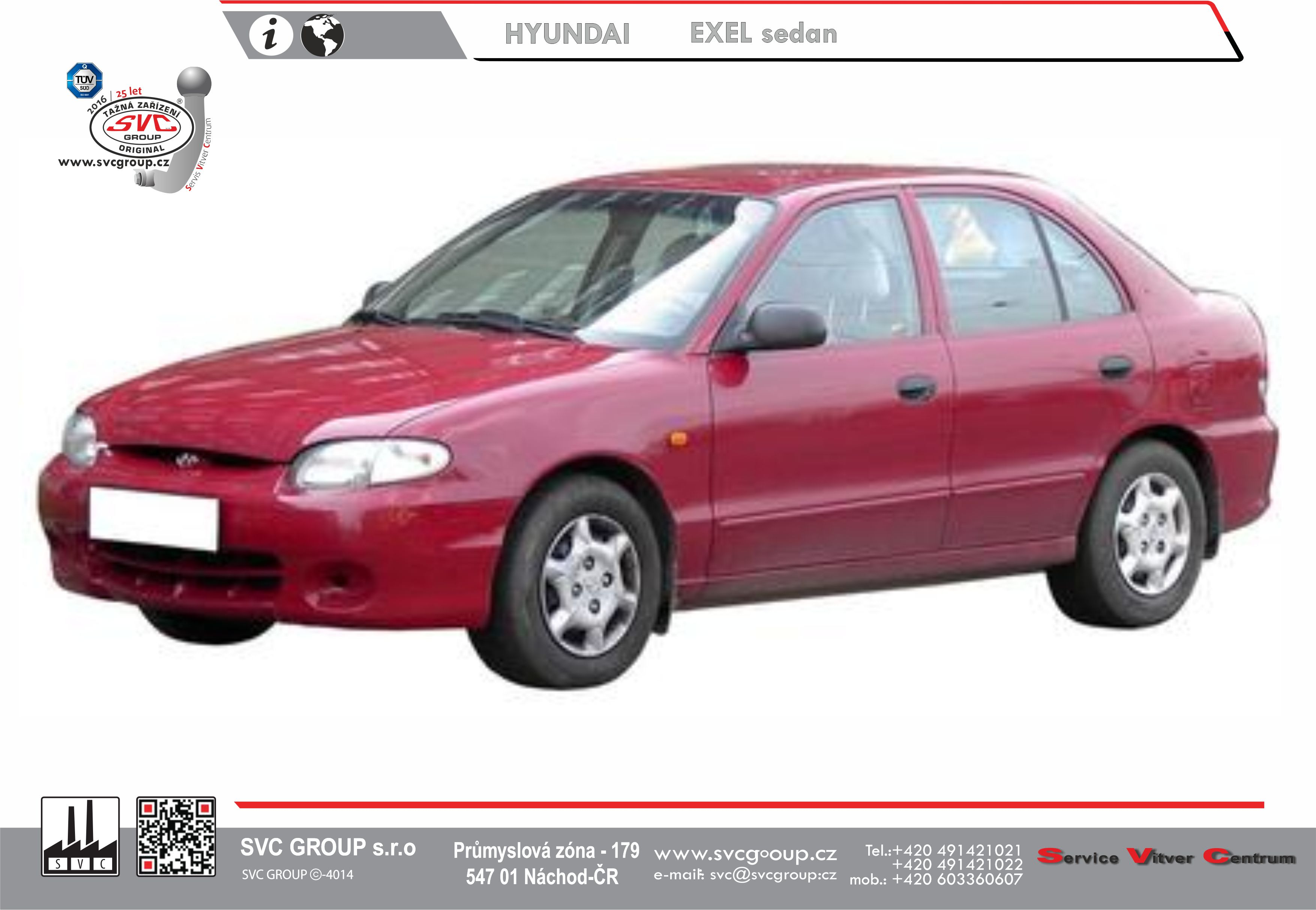 Hyundai Excel Sedan