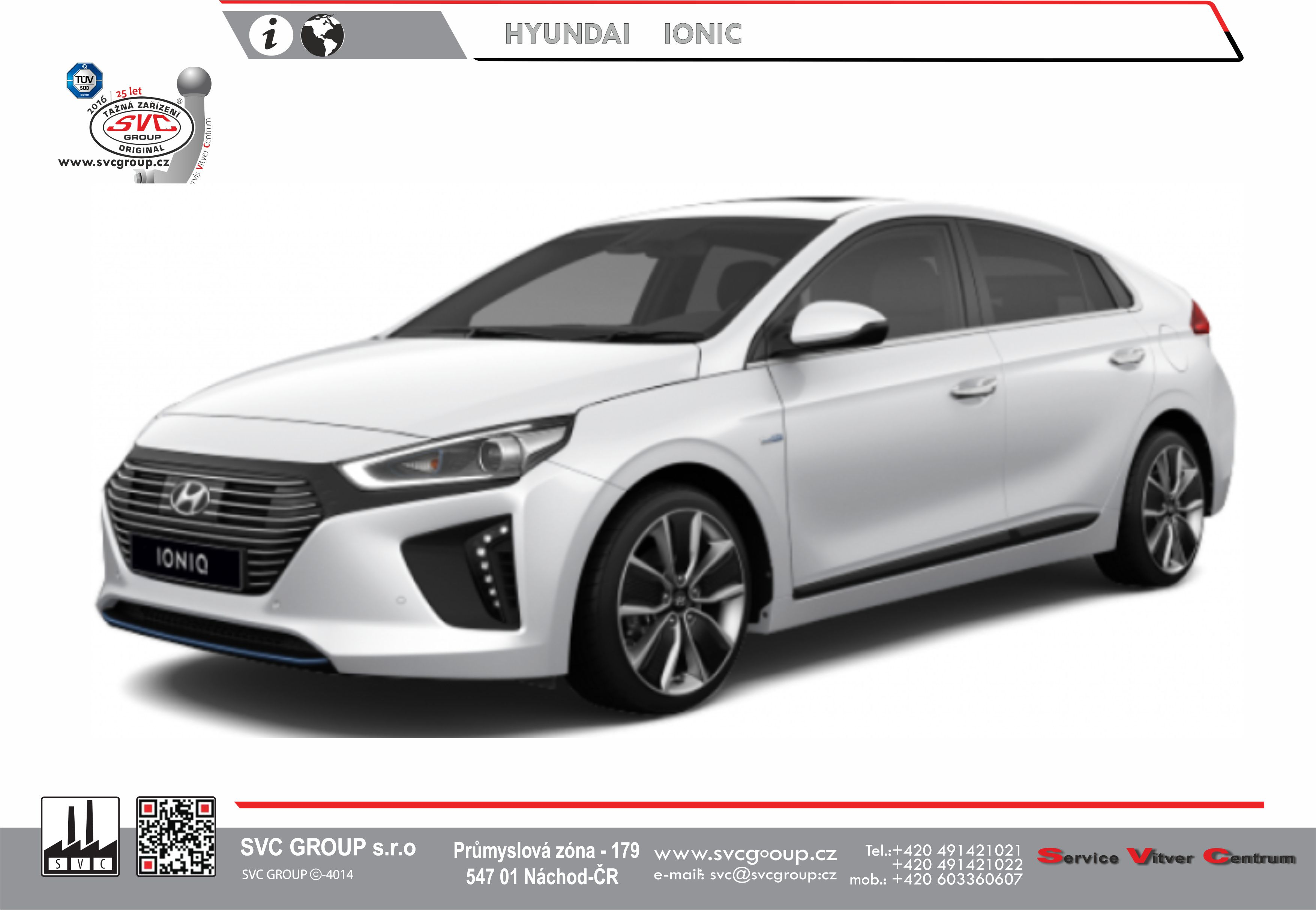 Hyundai IONIQ + PLUG-IN HYBRID