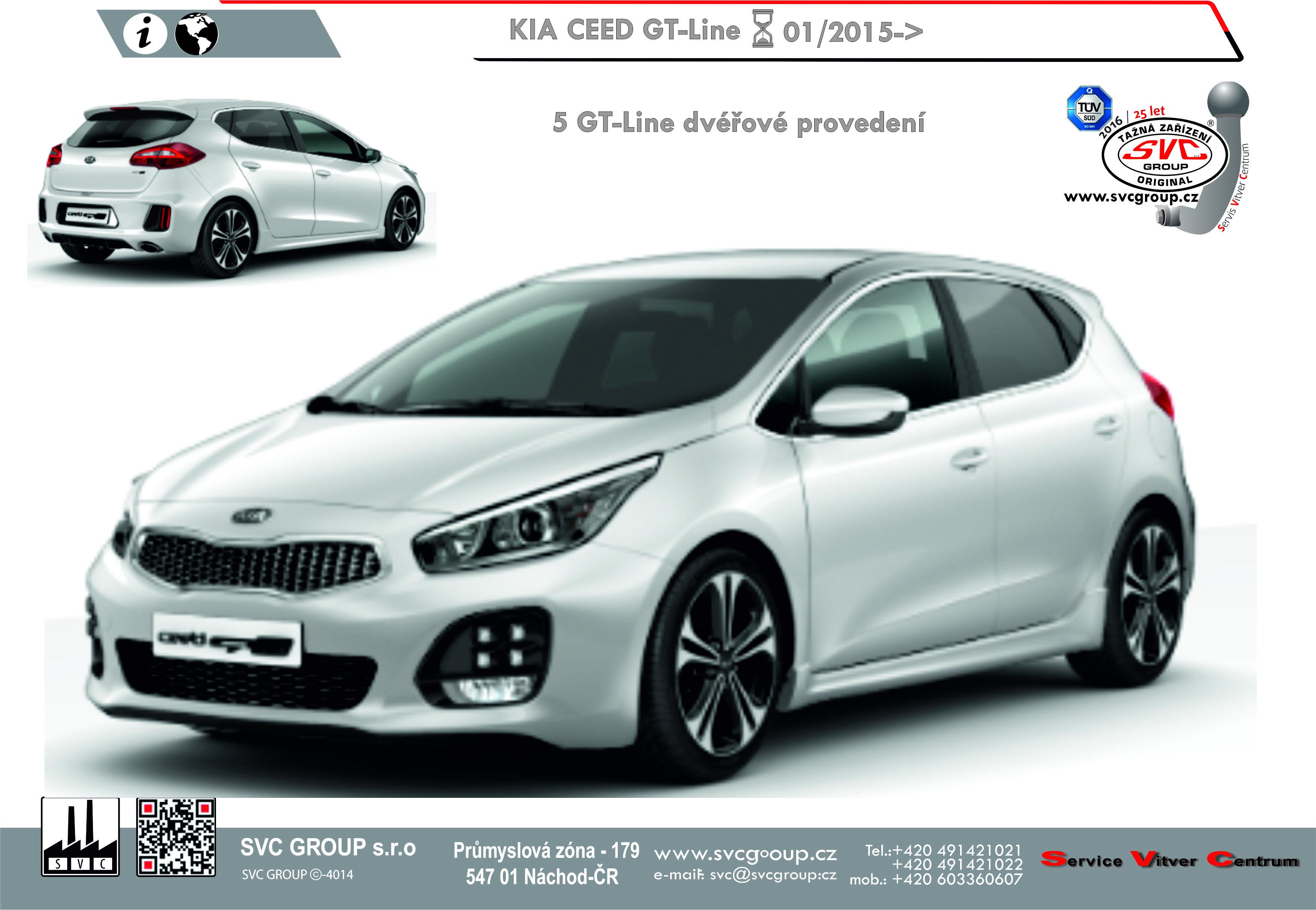 Kia Ceed Hatchback GT Line