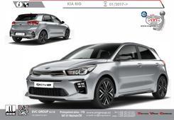 Kia Rio Rok výroby: 01/2017 - Výrobce tažných zařízení SVC GROUP