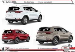 Kia Sportage Comfort,  Prémium, Style tažné zařízení SVC GROUP