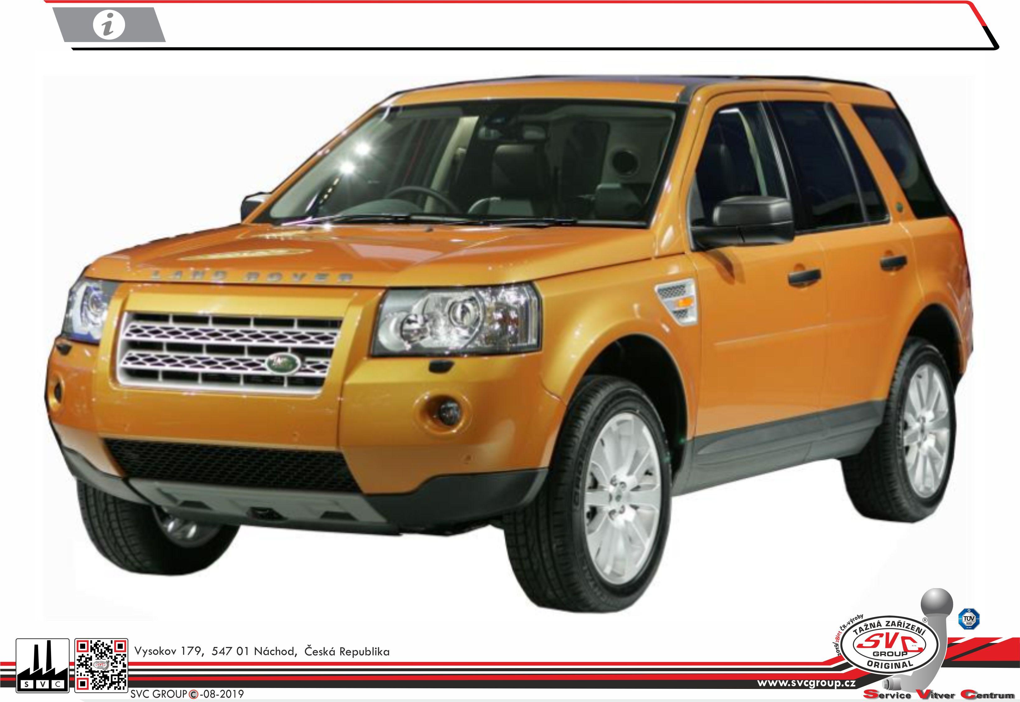 Land Rover Freelander MK-II