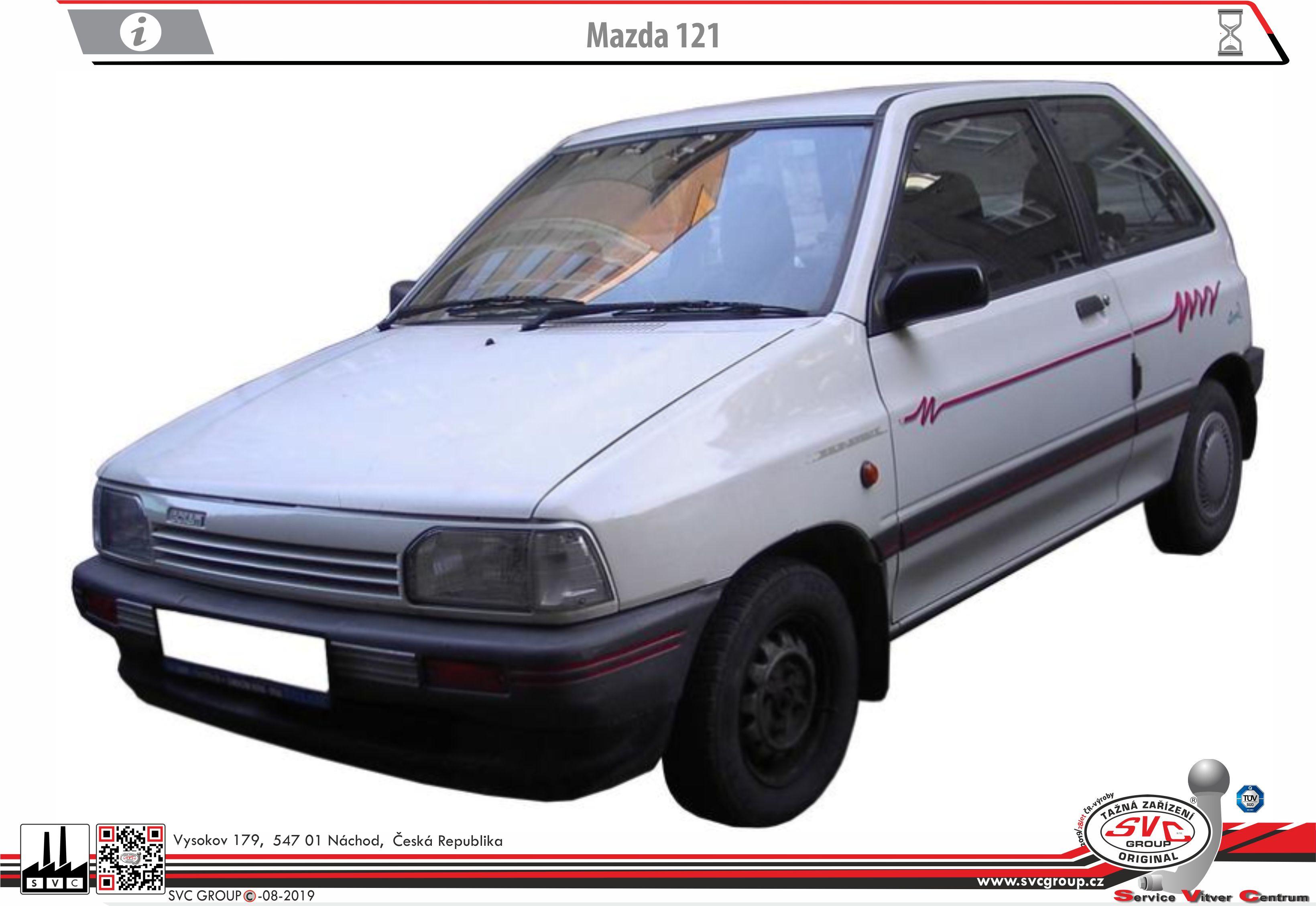 Mazda 121 Hatchback