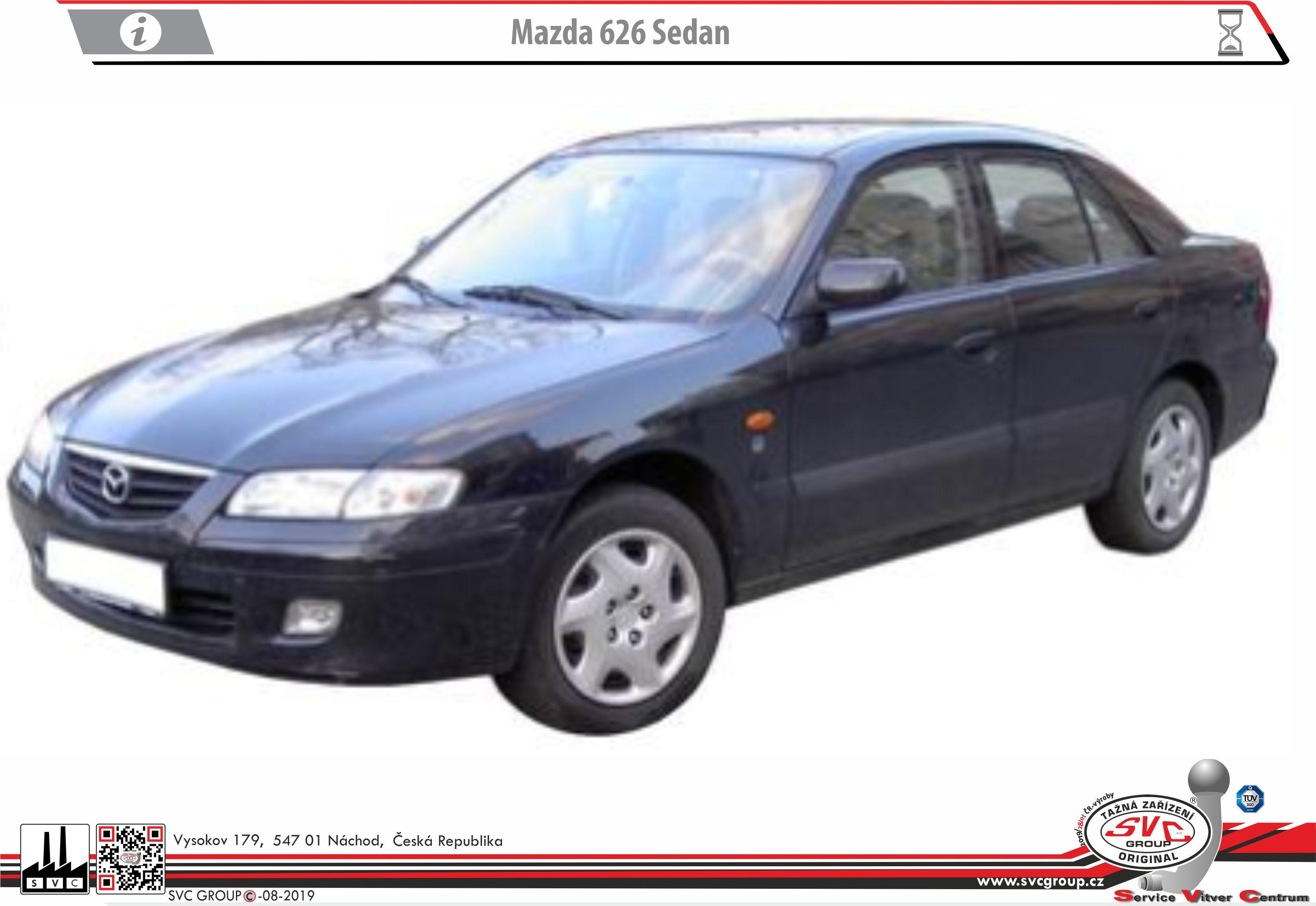 Mazda 626 Liftback