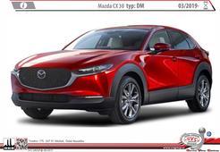 Mazda CX 30 09/2019->