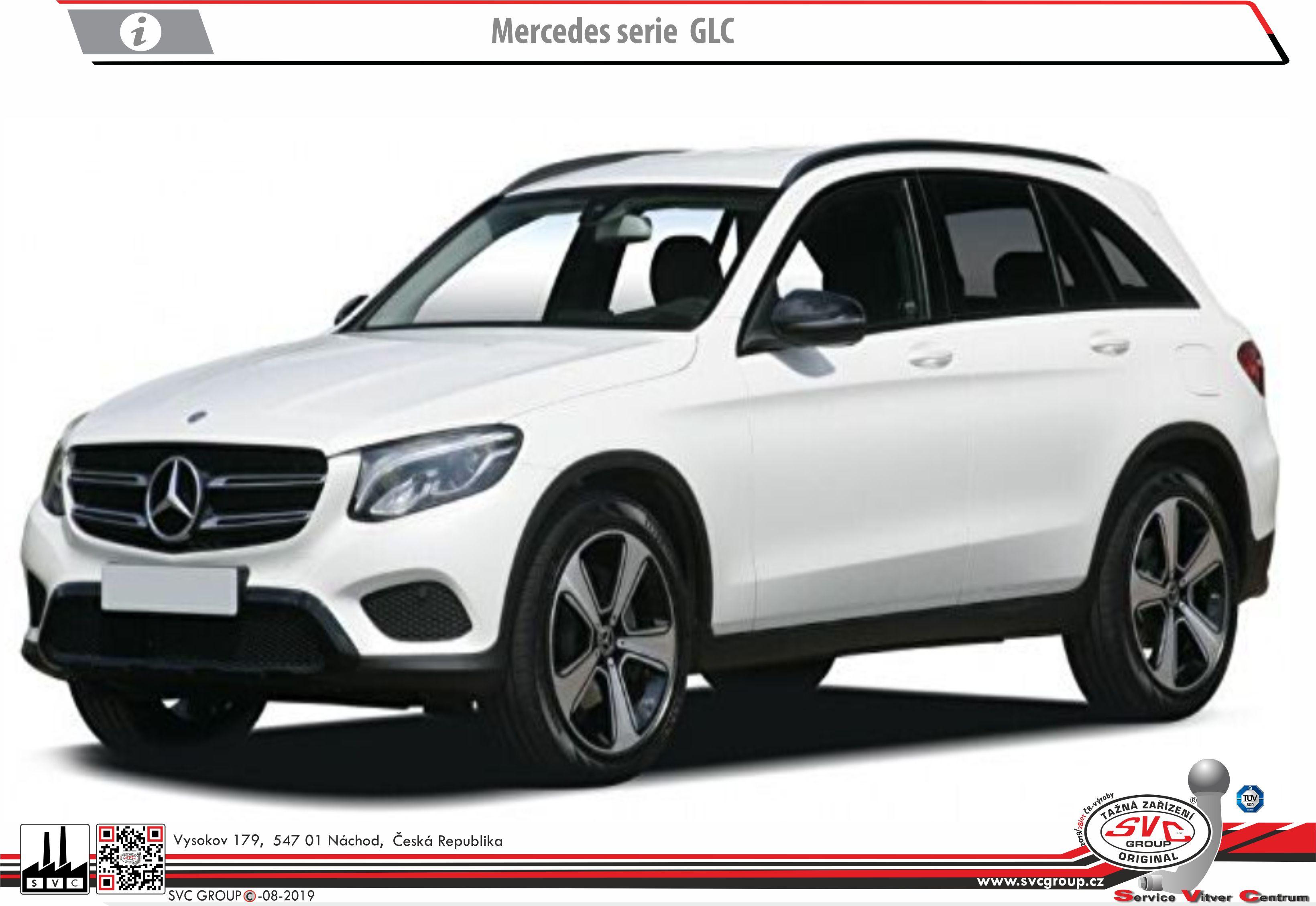 Mercedes GLC SUV